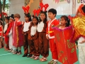 Year 2 ISSR on stage, Dec 2011